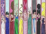 Neo Moon Group Manga Version