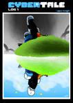 Cybertale: Log 1 Pg.Cover