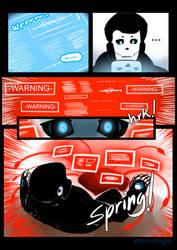 Cybertale Log 1 pg.28 by APEX-Knight