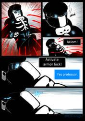 Cybertale Log 1 pg.29 by APEX-Knight