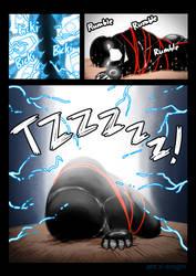 Cybertale Log 1 pg.32 by APEX-Knight