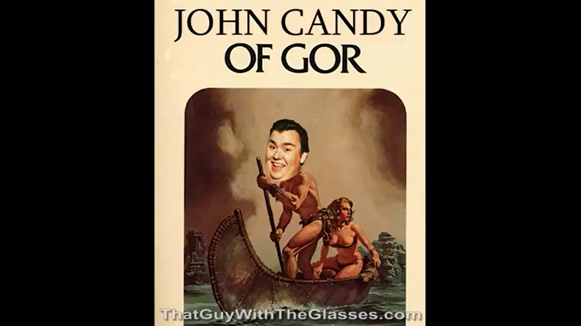 JOHN CANDY OF GOR by RedJoey1992