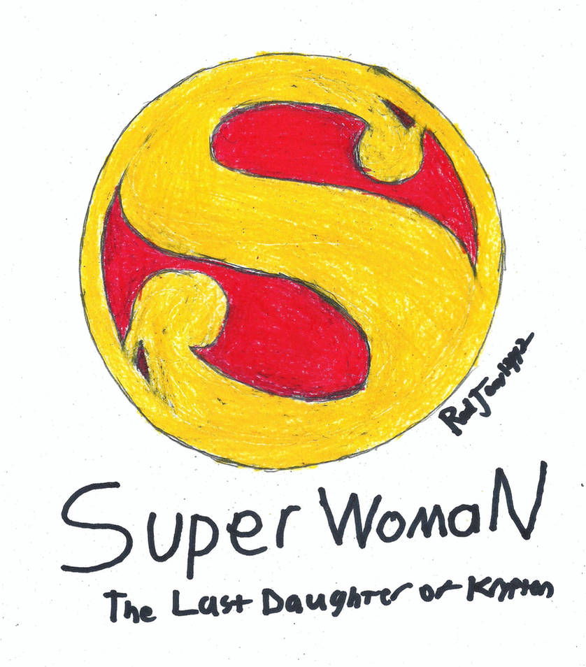 Superwoman Logo (LDoK) by RedJoey1992 ...