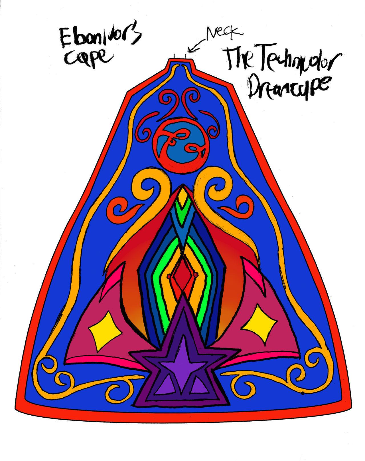 The Technicolor Dreamcape by RedJoey1992