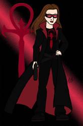 Bella Swan - Vampire Hunter by RedJoey1992