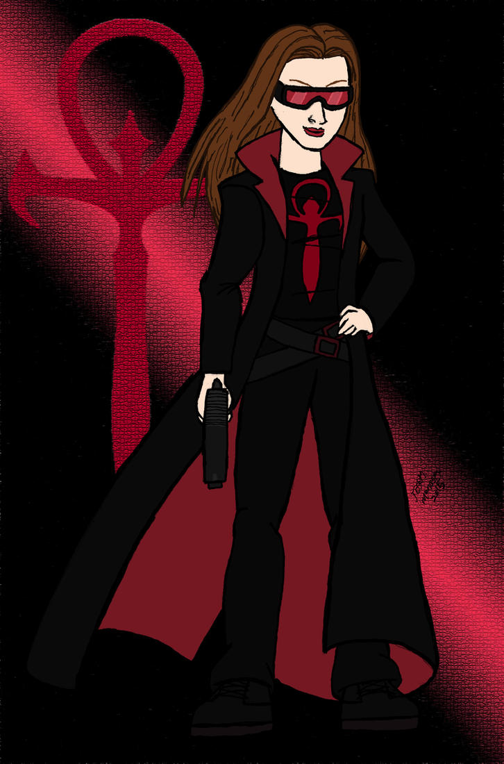 Bella Swan - Vampire Hunter by RedJoey1992
