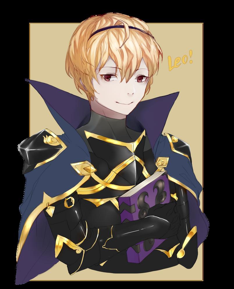 Fire Emblem Leo