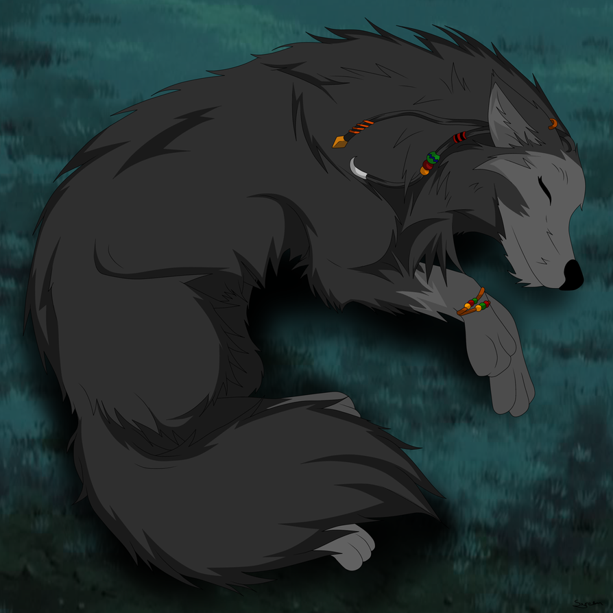 Kafei-Wolf by Syreen-Isy
