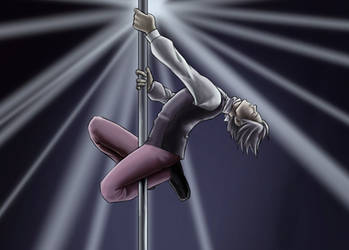 Poledancing by Jessami