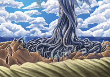 Iifa Tree yet again by Jessami