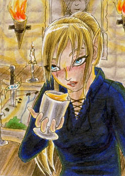 aceo #11 - work's done!