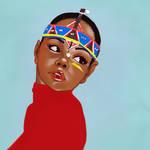 Maasai girl experiment