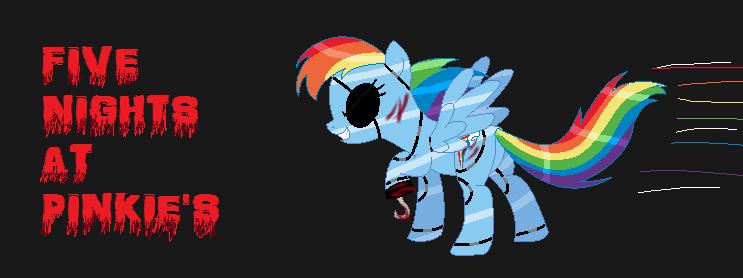 Rainbow Foxy Dash [Fiv...