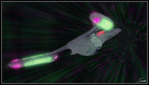 Transwarp Speed by celticarchie