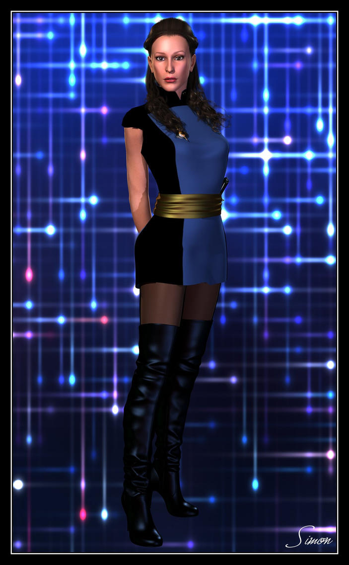 Pin Deanna Troi Dress on Pinterest