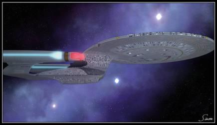 Stellar Births by celticarchie
