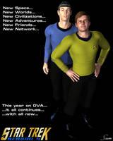 Star Trek - Season 4 - Poster by celticarchie
