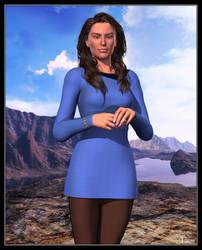 Lt. Cindy Crawford by celticarchie