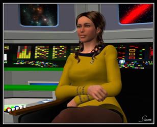 Captain Kelly Blaise by celticarchie