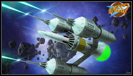 Clear the Neutron Blasters for Firing by celticarchie