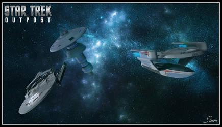 Star Trek Outpost by celticarchie