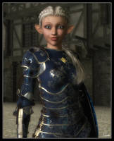 Pike Trickfoot - Criticial Role by celticarchie