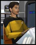 Lieutenant Daniel Carter