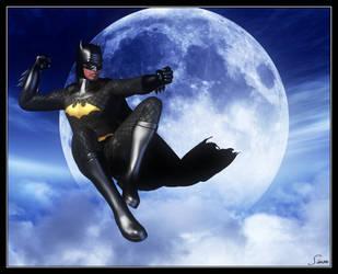 Batman by celticarchie