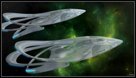 The Orville and Wilbur Rendevous by celticarchie