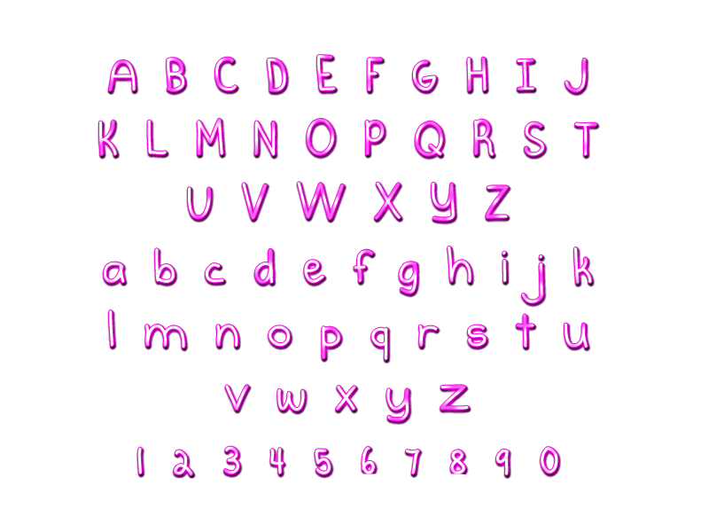 Super Letras Png by PauLiiLover on DeviantArt NC96