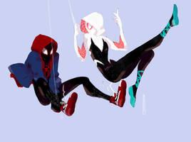 Spiderhoodies! by Birdy0Fly