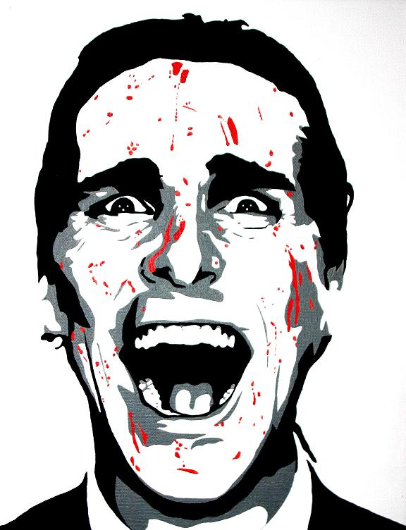 Wall 10 of 16 American Psycho by ironlung2188 on DeviantArt