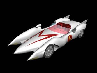 Mach 5 by AlexTheMartian