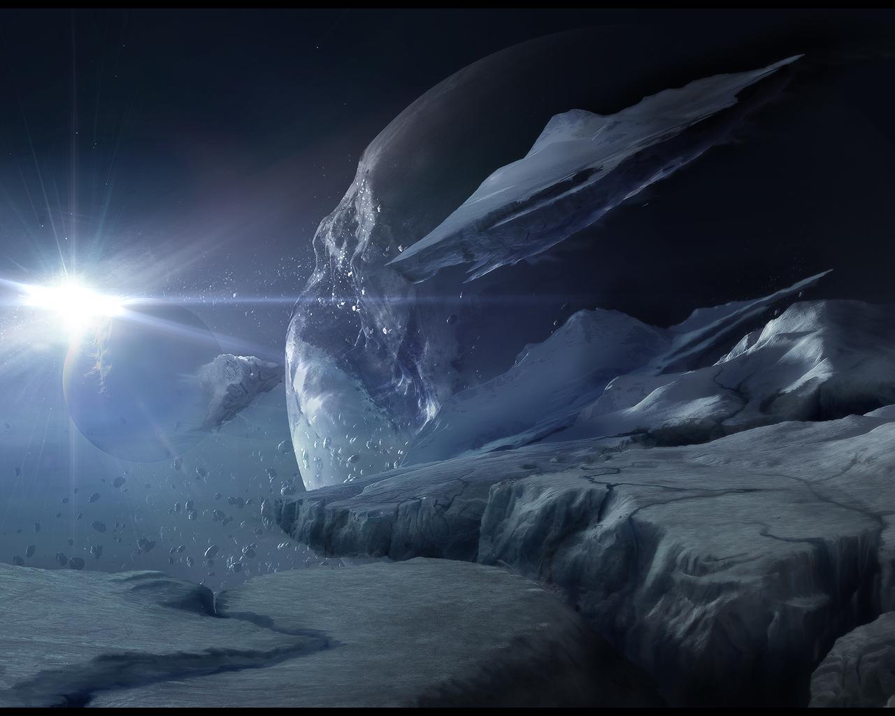Moons, a Collaboration by BPauba