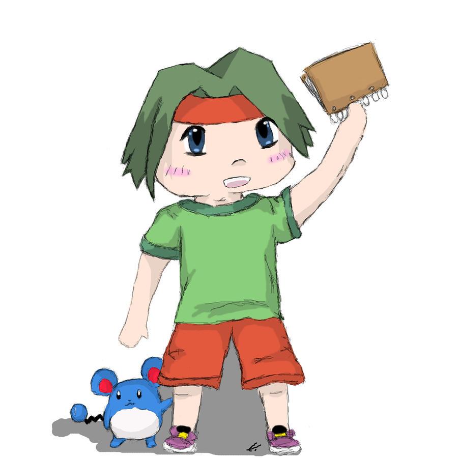 PCM: Sketch'em All by Ikari-Fang
