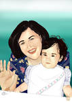 mom's love by marya-chan