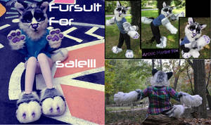 IsqueakyPinky Fursuit for sale