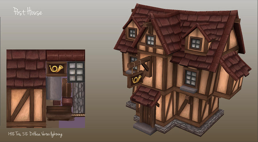 House by Jimpaw