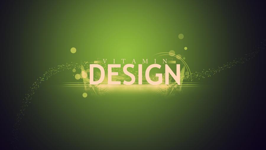 VITAMIN DESIGN WALLPAPER by DailyVitamin on deviantART