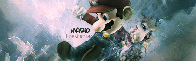 Mario Tag by DailyVitamin