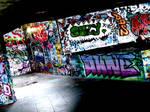 dark graffiti
