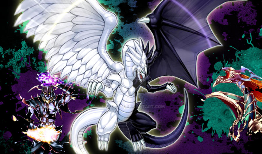 Light and Darkness Dragon by helbigj23 on DeviantArt