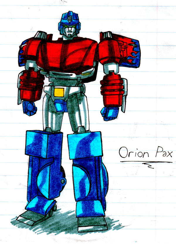 Orion Pax - Earth Alt by Jochimus