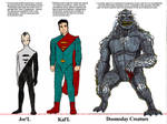 Superman Revamp Stuff 1