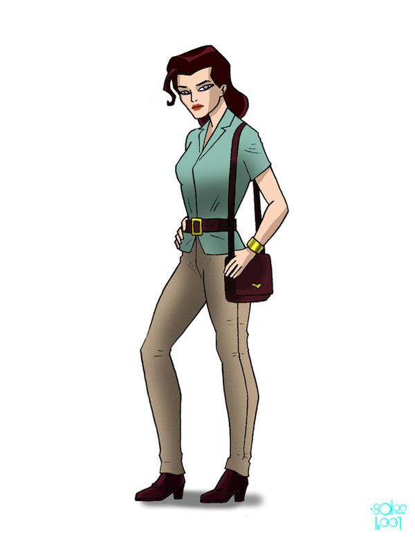Lois Lane by Jochimus