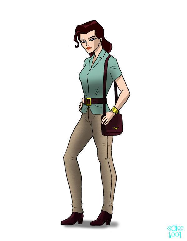 Lois Lane by Jochimus
