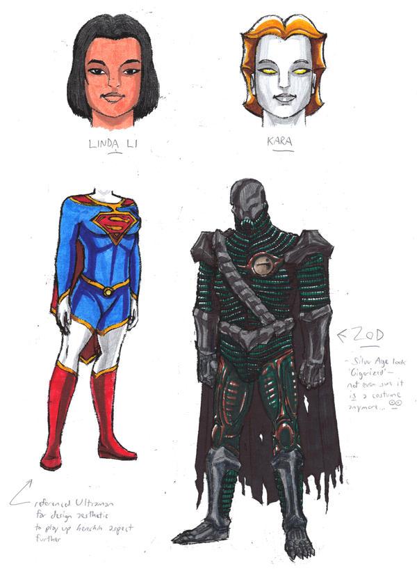 Still More Superman Stuff by Jochimus