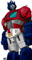 Powermaster Optimus