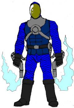 Death Race Mr. Freeze
