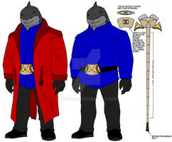 New Sharkoid Suit